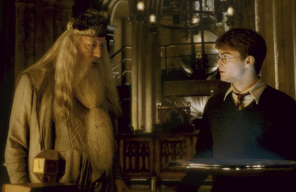 Harry Potter and the Half-Blood Prince / Harijs Poters un Jauktasiņu Princis