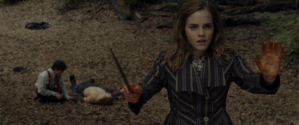 Harry Potter and the Deathly Hallows: Part 1/Harijs Poters un Nāves dāvesti: Pirmā daļa