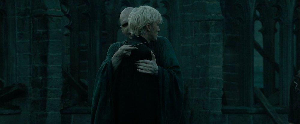 Harry Potter and the Deathly Hallows: Part 2/Harijs Poters un Nāves dāvesti: 2. daļa