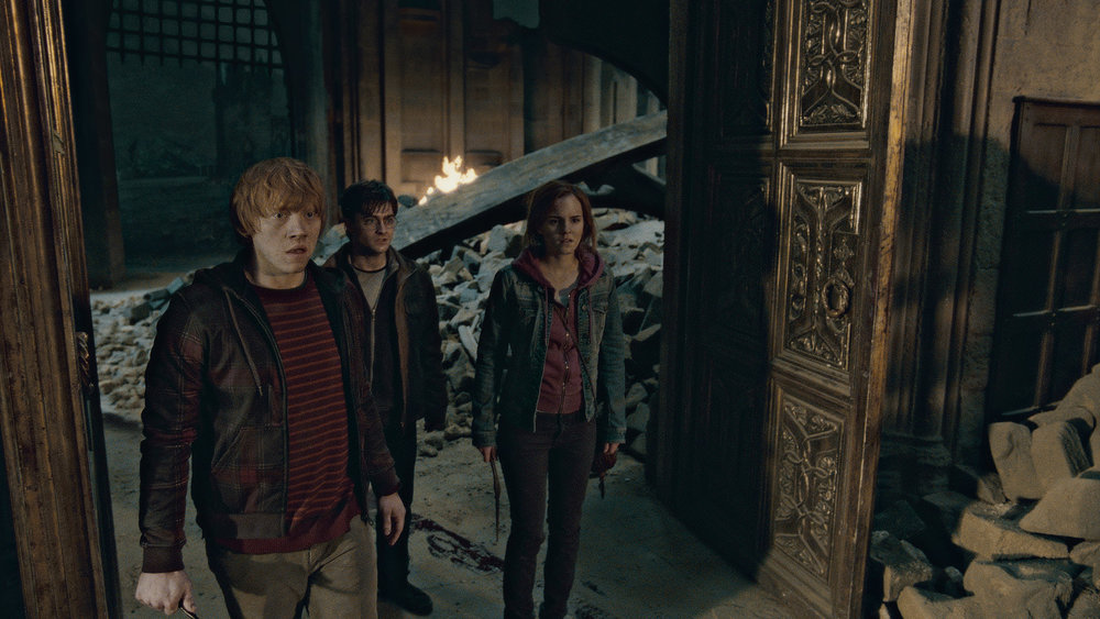 Harry Potter and the Deathly Hallows: Part 2/Harijs Poters un Nāves dāvesti: 2. daļa