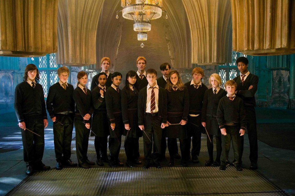 Harry Potter and the Order of the Phoenix, Harijs Poters un Fēniksa ordenis