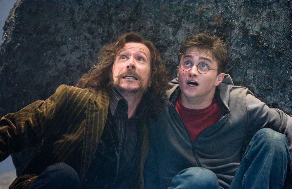 Harry Potter and the Order of the Phoenix/Harijs Poters un Fēniksa ordenis