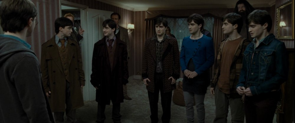 Harry Potter and the Deathly Hallows: Part 1/Harijs Poters un Nāves dāvesti: Pirmā daļa