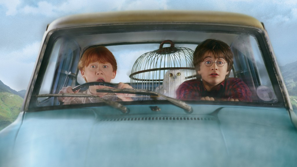 Harry Potter and the Chamber of Secrets, Harijs Poters un Noslēpumu kambaris