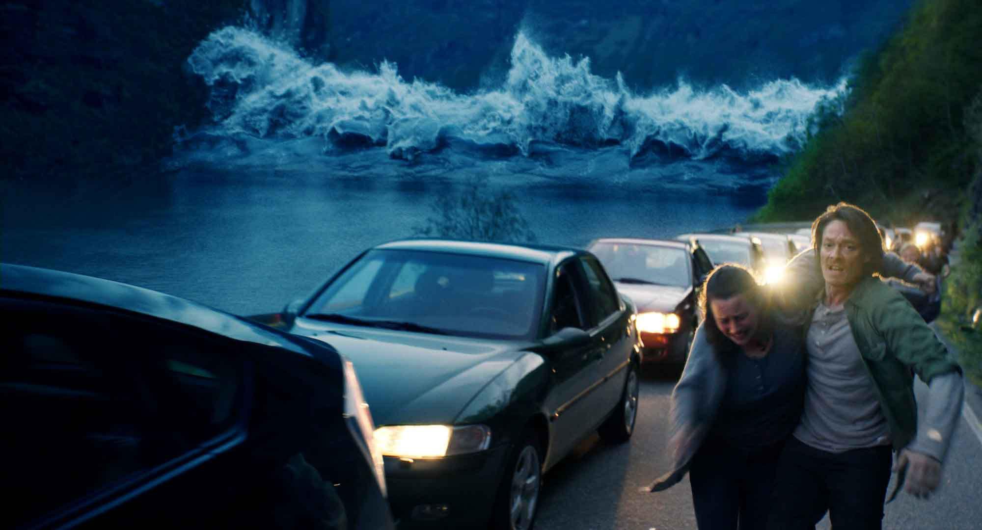 The Wave, Vilnis