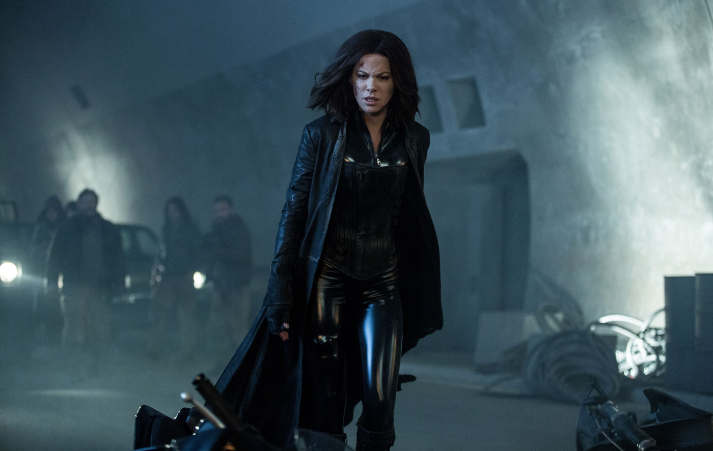 Underworld Blood Wars, Tumsas pasaule