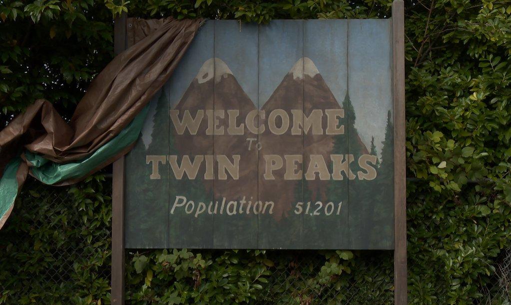 Twin Peaks, Tvinpīka