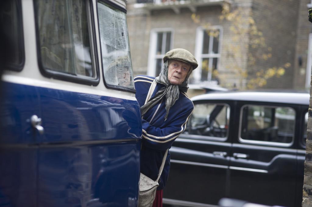 The Lady in the Van, Lēdija busiņā