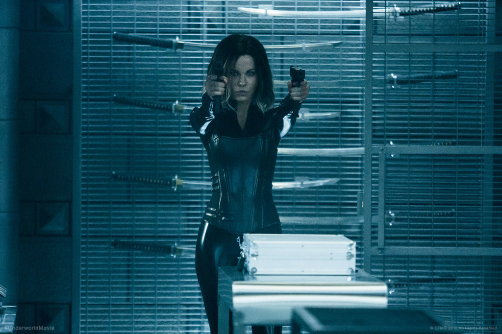 Underworld: Blood Wars, Tumsas pasaule