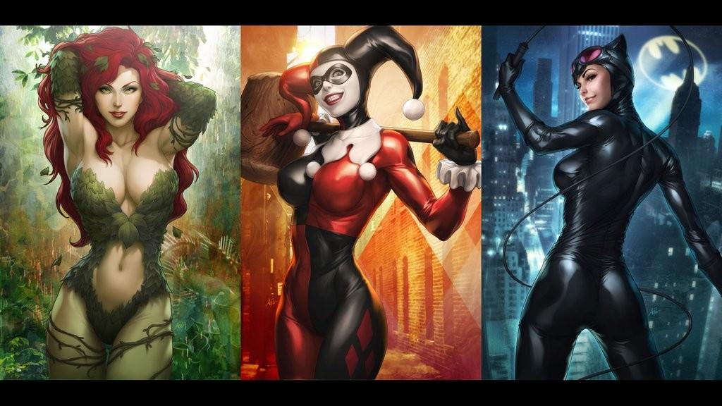 Gotham City Sirens, Gotemas sirēnas