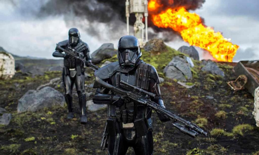 Rogue One: A Star Wars Story, Rogue One: Zvaigžņu karu stāsts