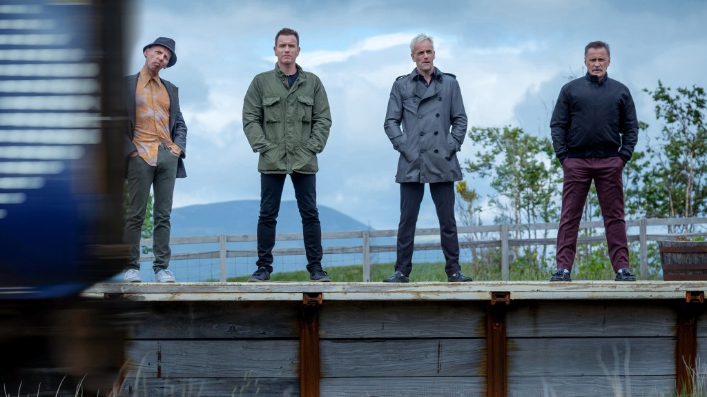 T2 Trainspotting, Vilcienvakte 2