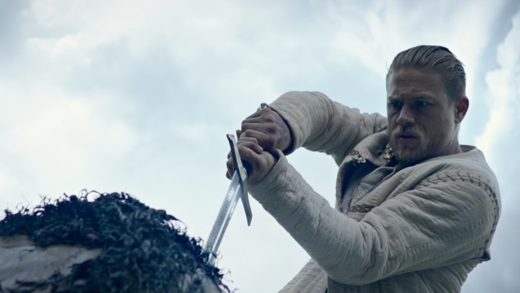 King Arthur: Legend of the Sword, Karalis Arturs. Leģenda par zobenu