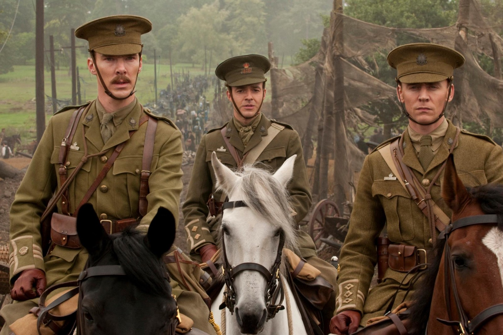War Horse, Kara zirgs