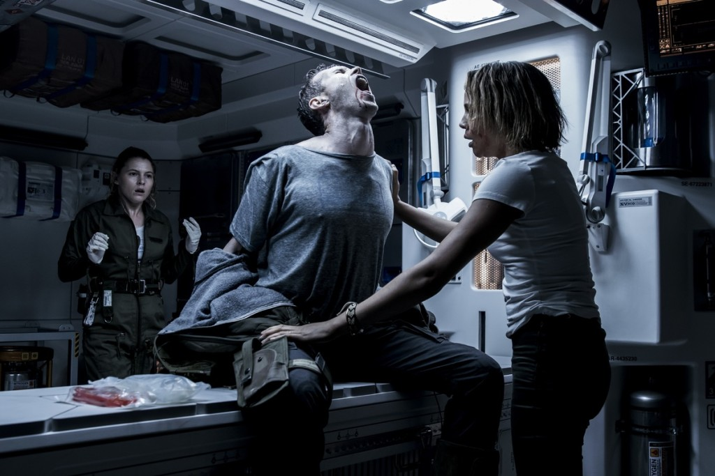 Alien: Covenant, Svešais: Covenant