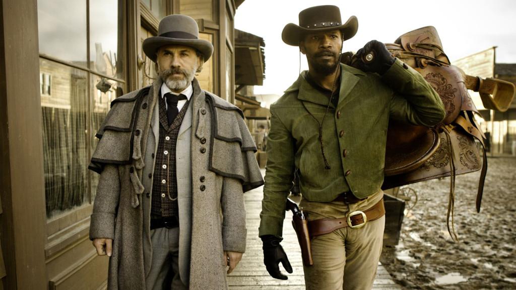 Django Unchained, Atsvabinātais Džango