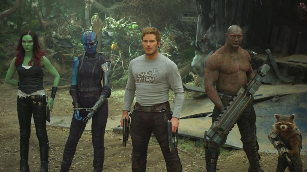 Guardians of the Galaxy Vol 2, Galaktikas sargi: 2. daļa