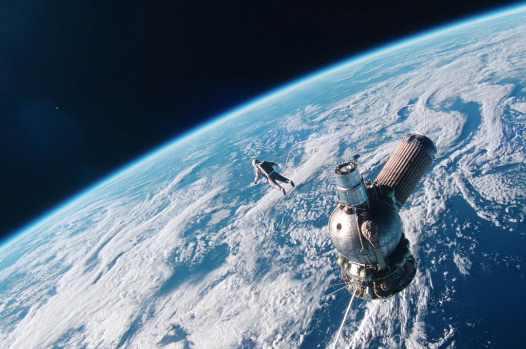 The Age of Pioneers, Pirmie kosmosā