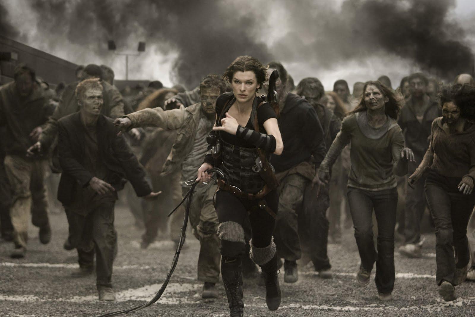 Resident Evil, Nezūdošais ļaunums