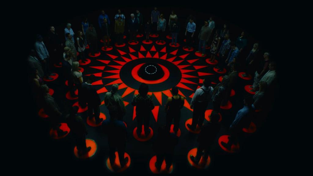 Sfēra, The Circle