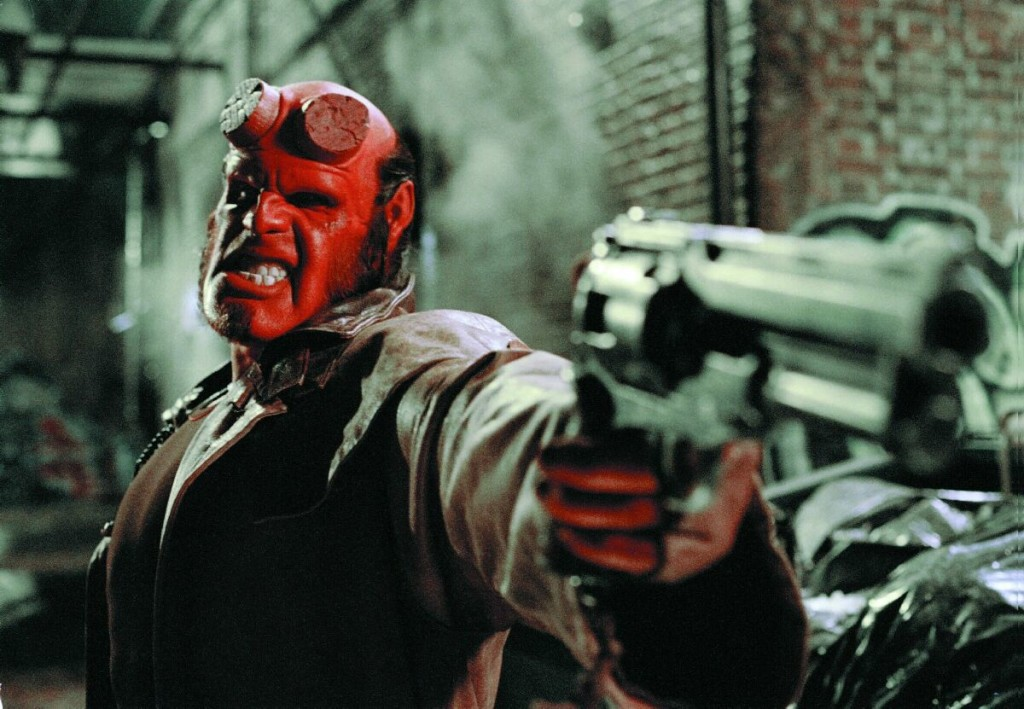 Hellboy, Ellespuika