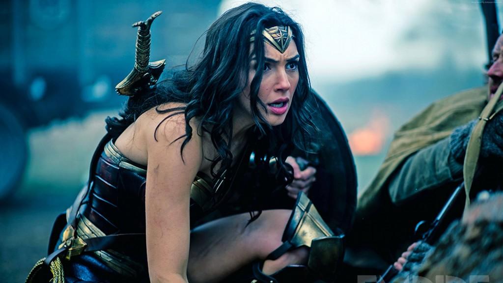 Wonder Woman, Brīnumsieviete