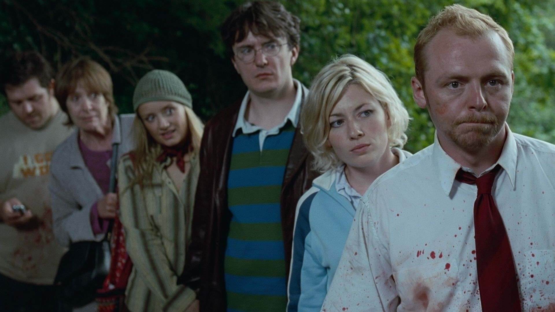 Shaun of the Dead, Šons un miroņi