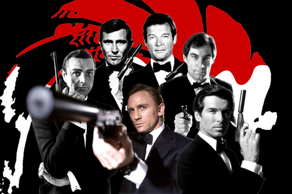 James Bond, Džeimss Bonds