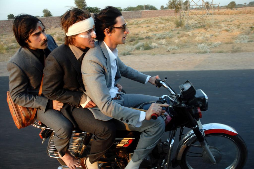 5* filmas, ko noskatīties Positivusā (The Darjeeling Limited)