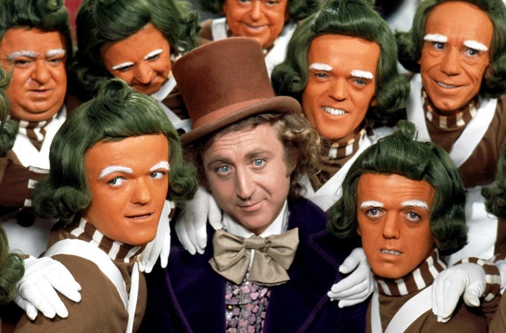 Willy Wonka & the Chocolate Factory, Villijs Vonka un šokolādes fabrika