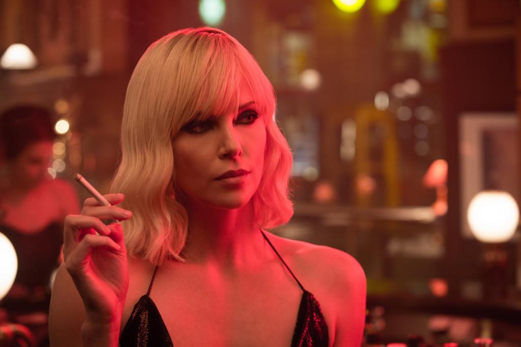 Atomic Blonde, Eksplozīvā blondīne