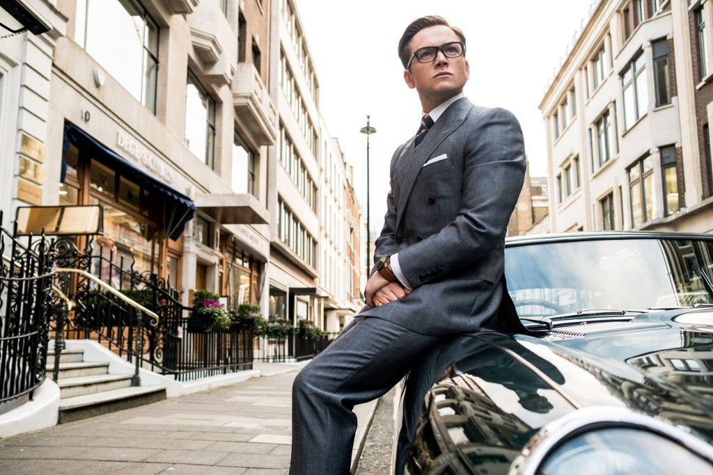Kingsman: The Golden Circle, Kingsman: Zelta aplis
