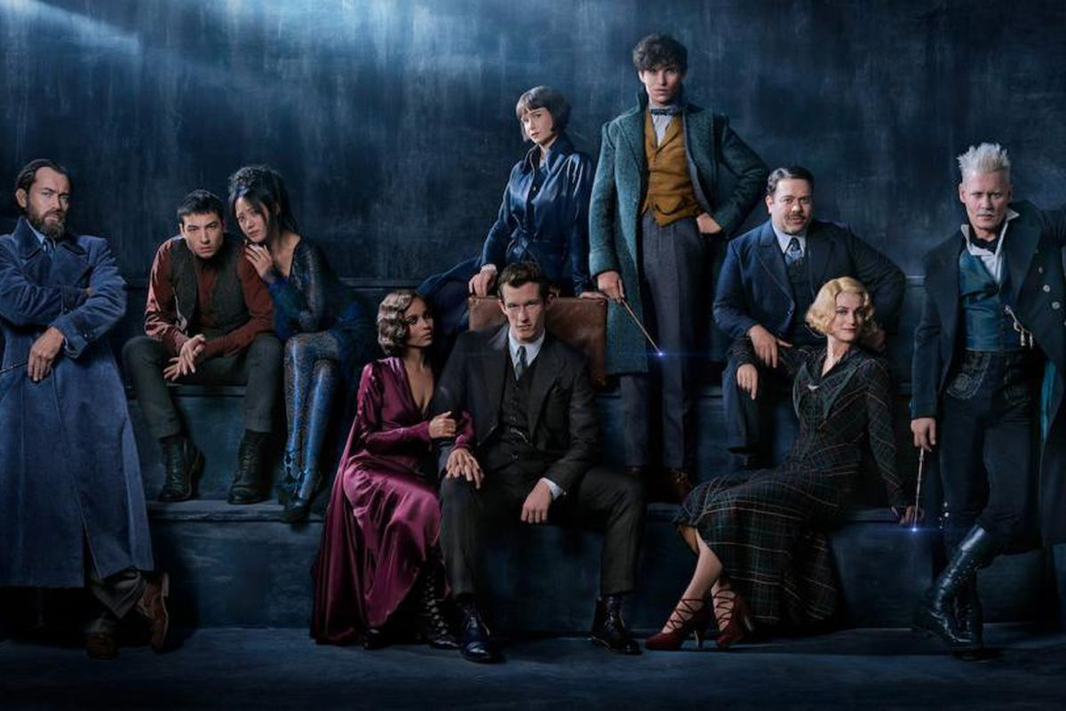 Fantastic Beasts: The Crimes of Grindelwald, Fantastiskās būtnes: Grindelvalda noziegumi