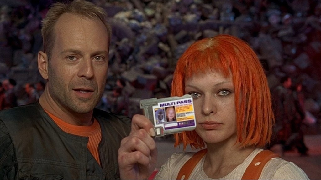 The Fifth Element, Piektais elements