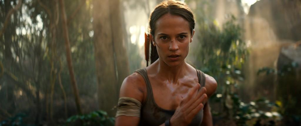 Tomb Raider, Kapeņu izlaupītāja Lara Krofta