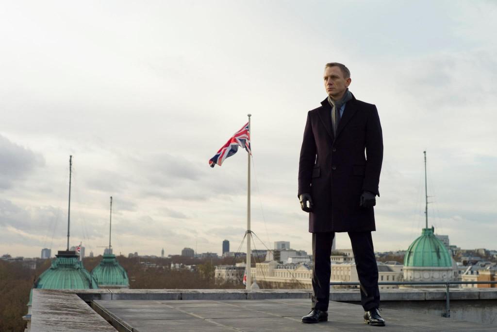 007, Daniel Craig, Daniels Kreigs