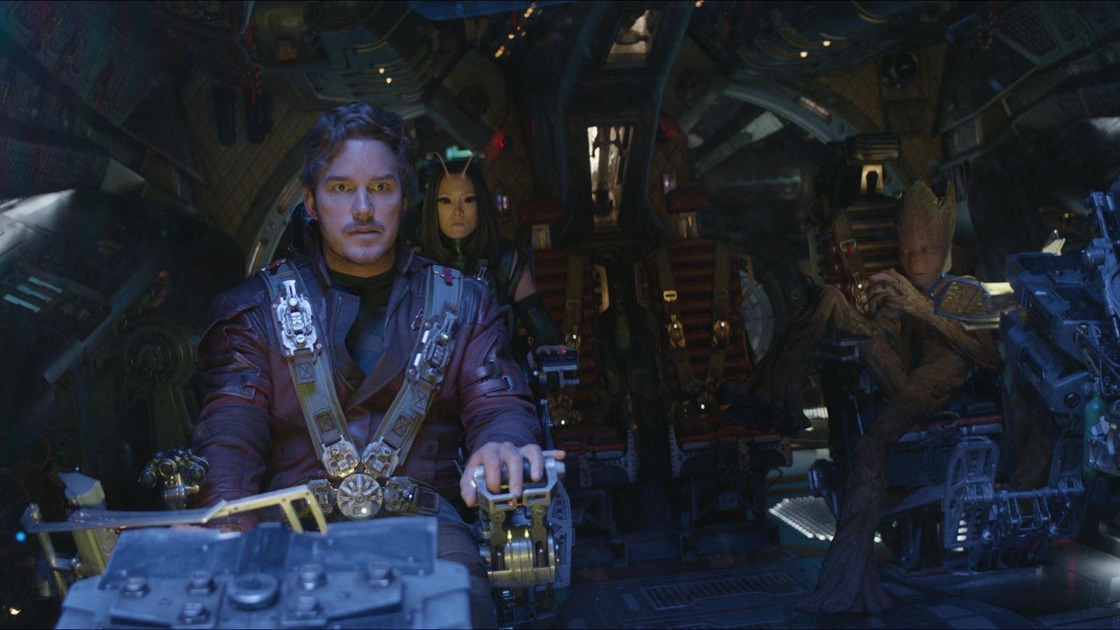 Avengers: Infinity War, Atriebēji: Bezgalības karš