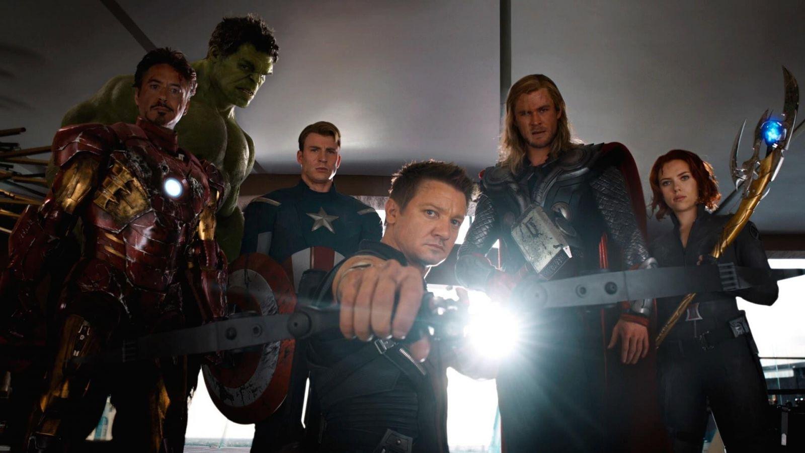 The Avengers, Atriebēji
