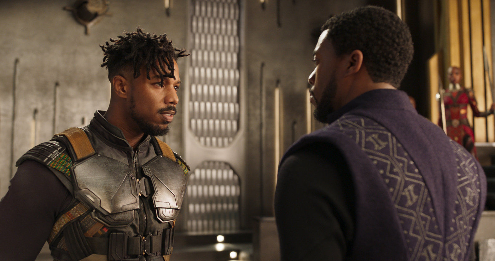 Black Panther, Melnā Pantera