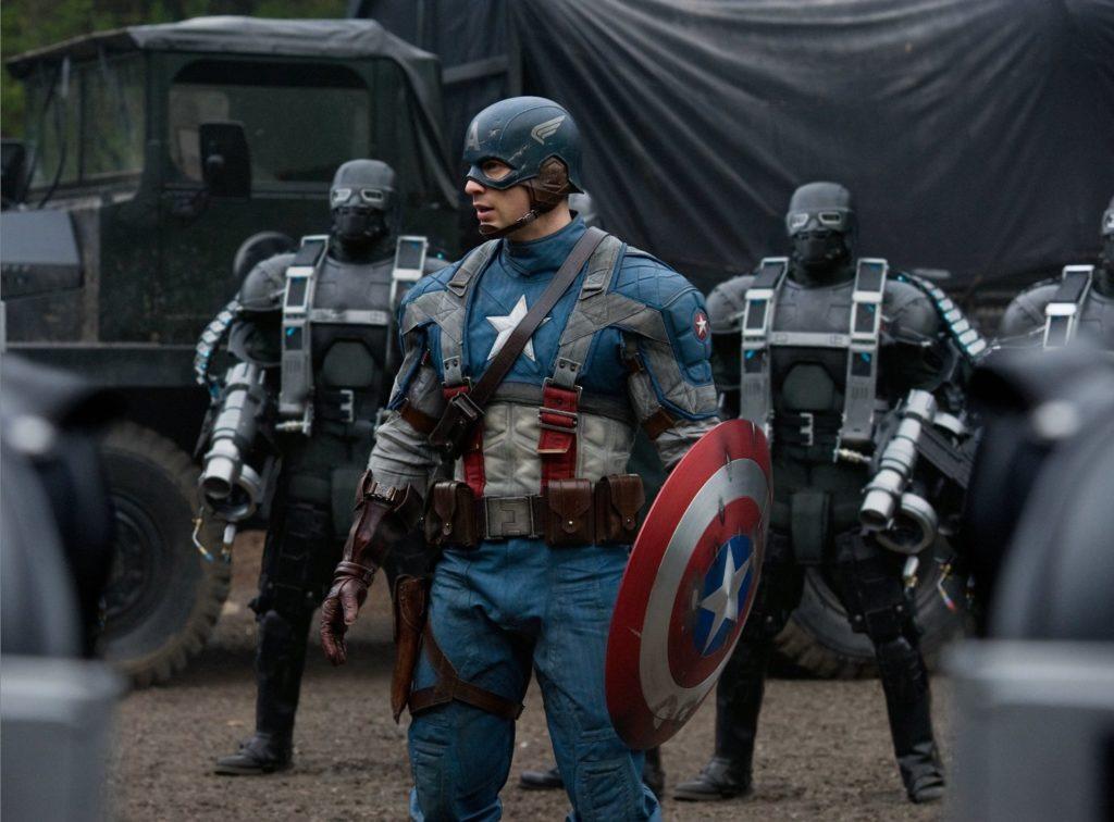 Captain America: The First Avenger, Kapteinis Amerika: Pirmais atriebējs