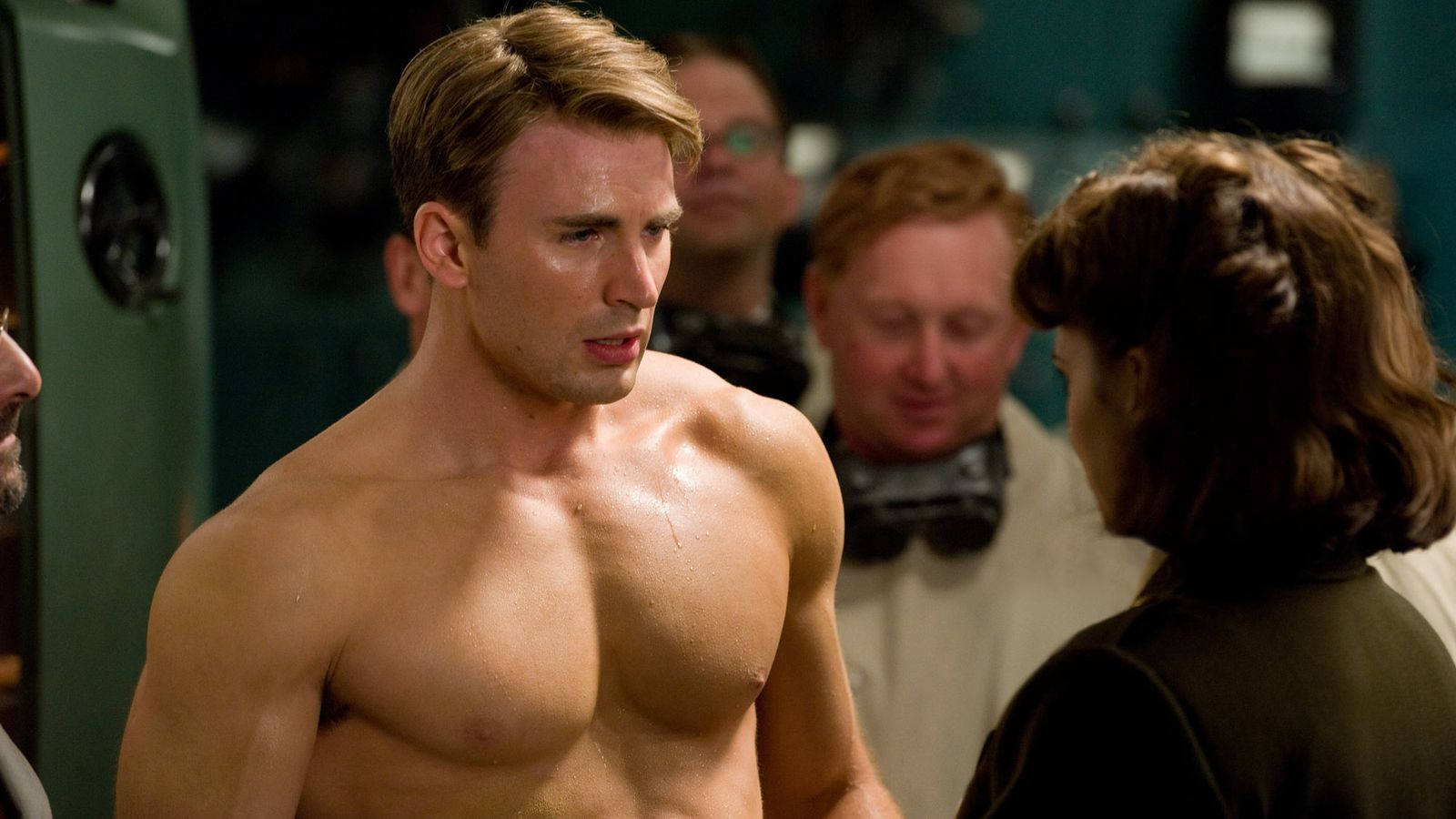 Captain America: The First Avenger, Kapteinis Amerika: Pirmais atriebējs