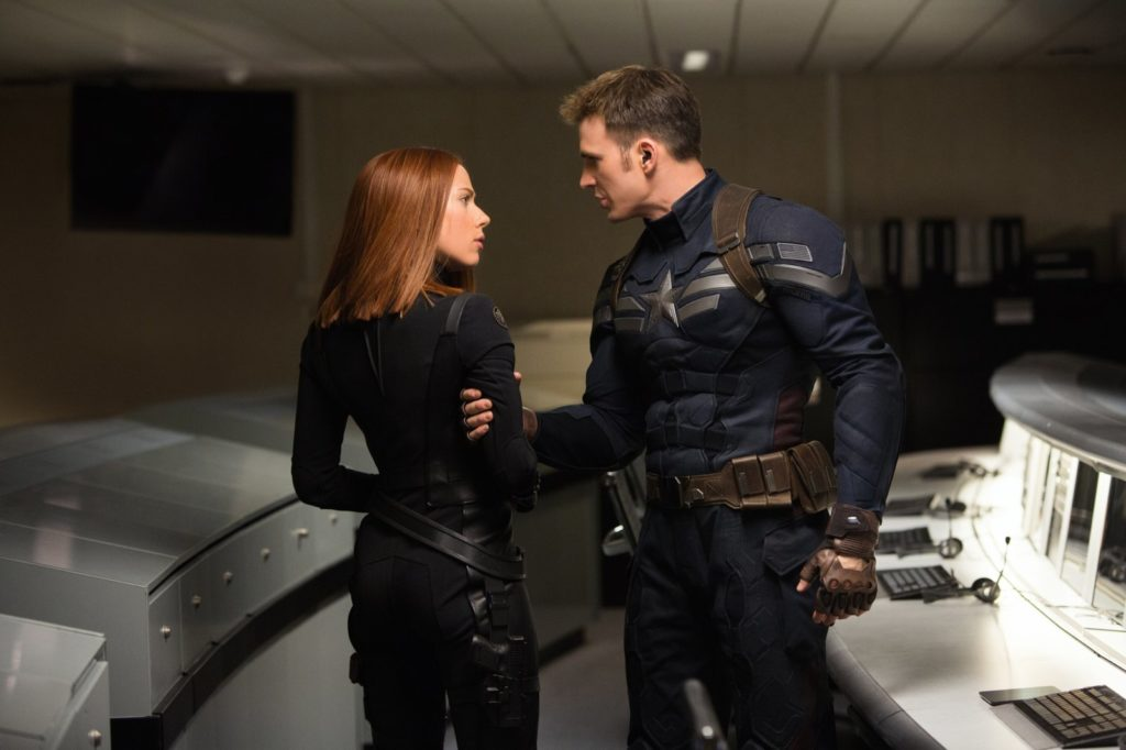 Captain America: The Winter Soldier, Kapteinis Amerika: Ziemas kareivis