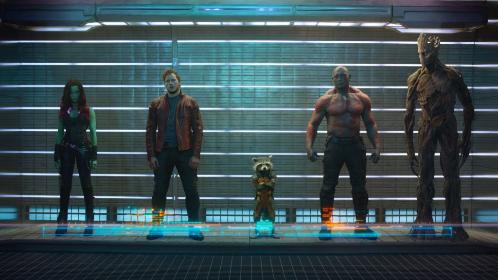 Guardians of the Galaxy, Galaktikas sargi