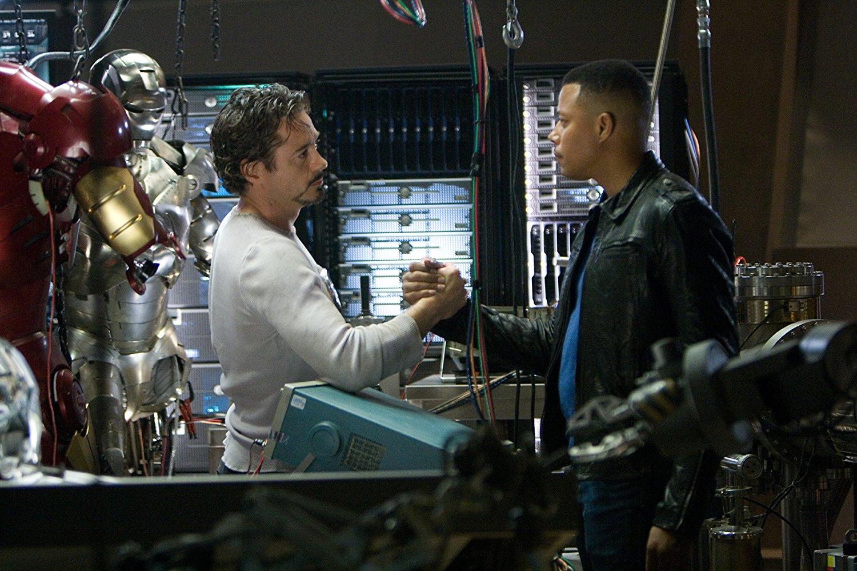 Iron Man, Dzelzs vīrs