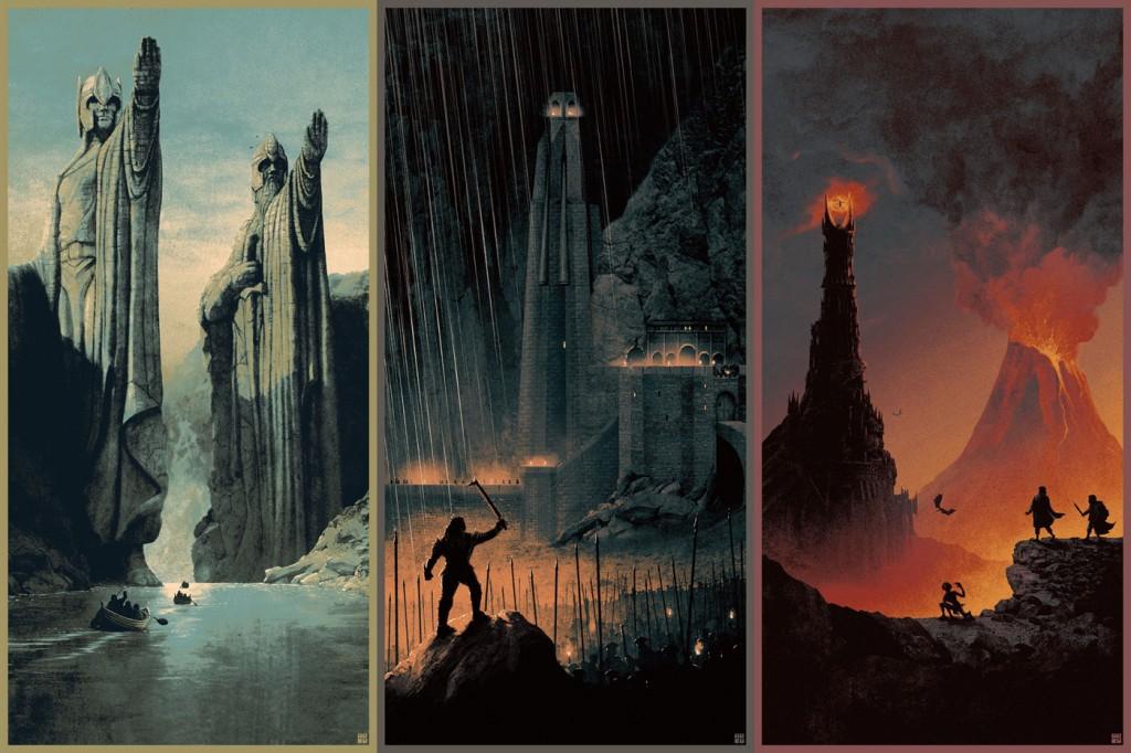 Lord of the Rings, Gredzenu pavēlnieks