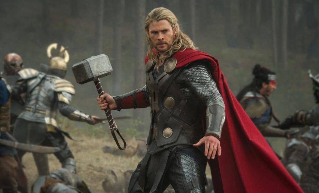 Thor: The Dark World, Tors: Tumsas karaļvalsts