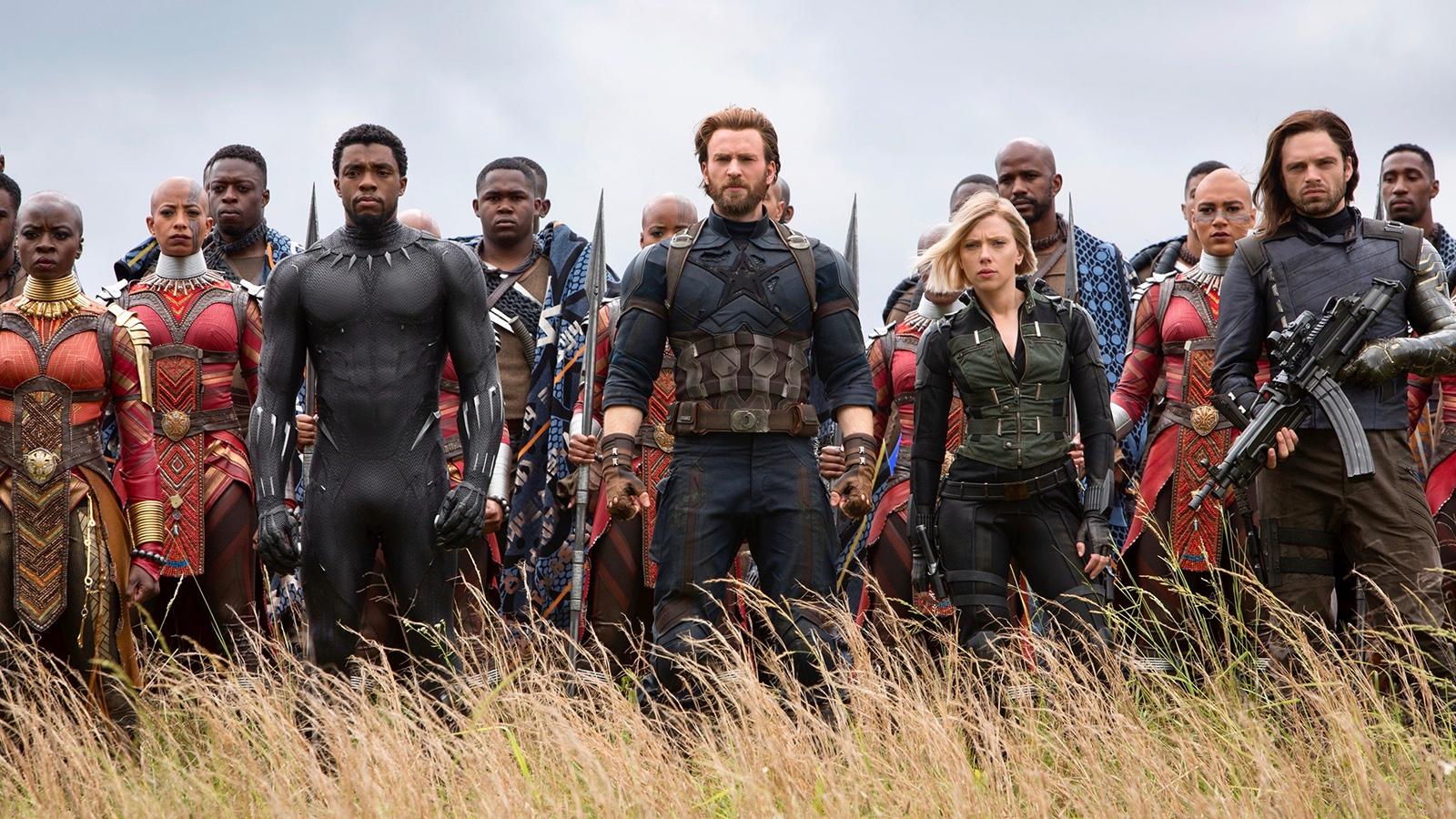 Avengers: Infinity War 1