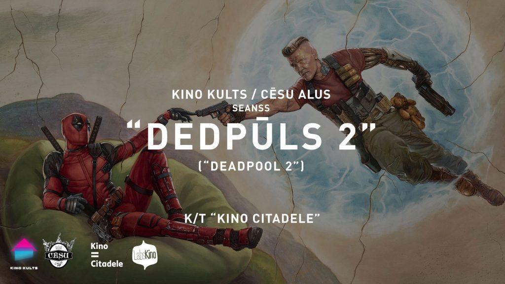 Dedpūls 2, Deadpool 2