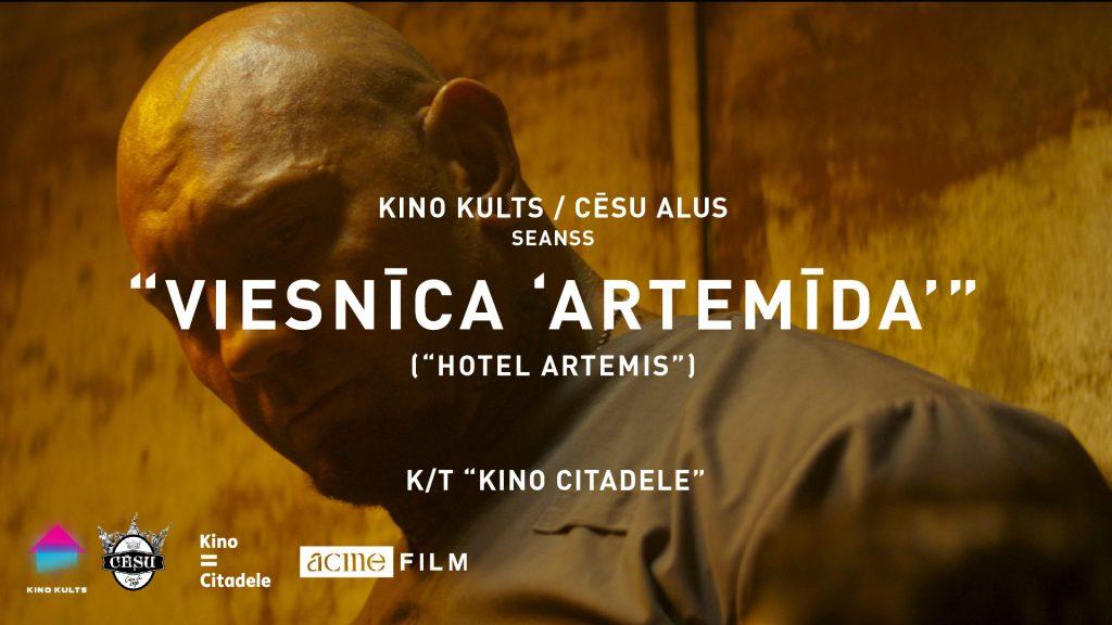 """Hotel Artemis, Viesnīca """"Artemīda"""""""