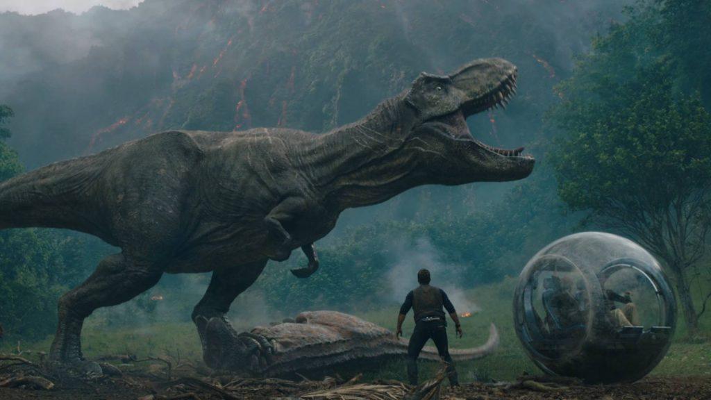Jurassic World: Fallen Kingdom, Juras laikmeta pasaule: Kritusī karaliste